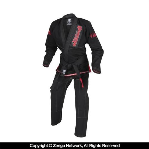 Gameness Gameness Feather Black BJJ Gi
